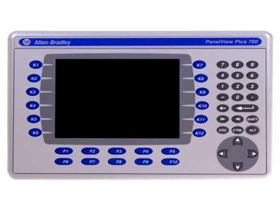 AB Hmi Display Touch Screen 2711P-B7C4A9 /A PanelView Plus 700 Keypad & Touchscreen